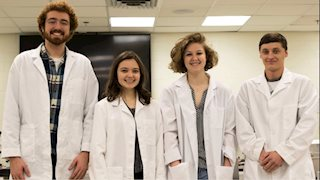 Immunology and Medical Microbiology students awarded research internships