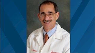 Infant Safe Sleep presentation with Dr. Michael Goodstein