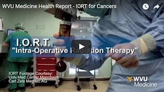 Intra-operative radiation therapy can be used for brain, breast, and other cancers (Video)
