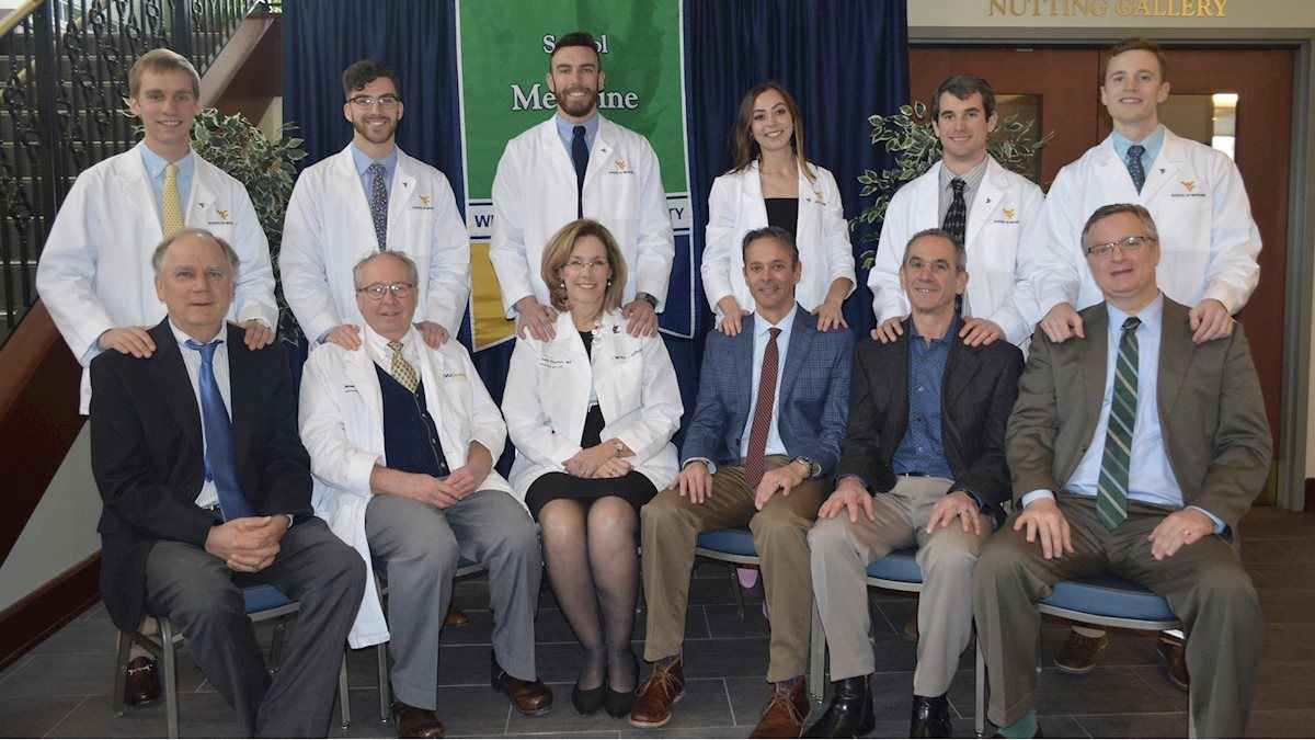 Join your colleagues for 2019 White Coat Ceremony