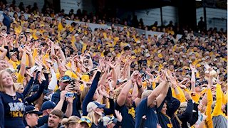 Join the WVU School of Nursing November 17 in Myrtle Beach for a game watch party!