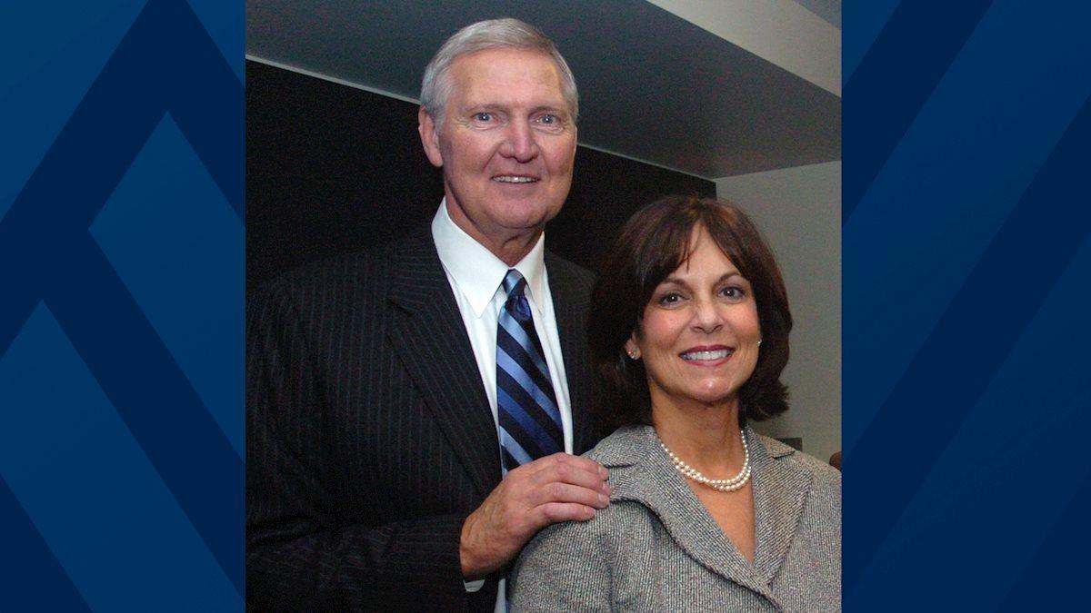 "Karen and Jerry West donate to WVU Medicine Children's ""Grow Children's"" Capital Campaign"