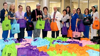 KB's Chemo Care Kits donated for patients