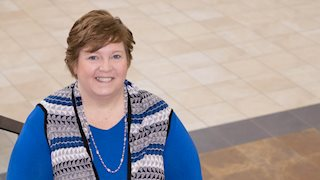 Kennedy-Rea earns HSC Vice President's award for outstanding achievement in service
