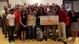 Medical students raise over $10K to help fight Multiple Sclerosis
