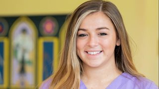 Meet our grads: Megan Longwell
