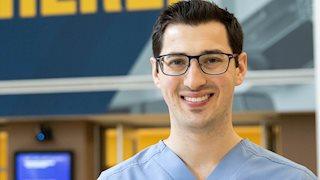 Meet our grads: Nate Chertok