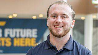 Meet our grads: Seth Burk