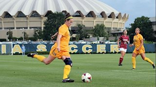 MEET THE GRADS: Early injuries lead a talented soccer player to WVU's exercise physiology program