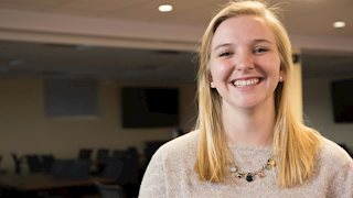 MEET THE GRADS: First generation college student's fascination with physiology sparks career in physical therapy