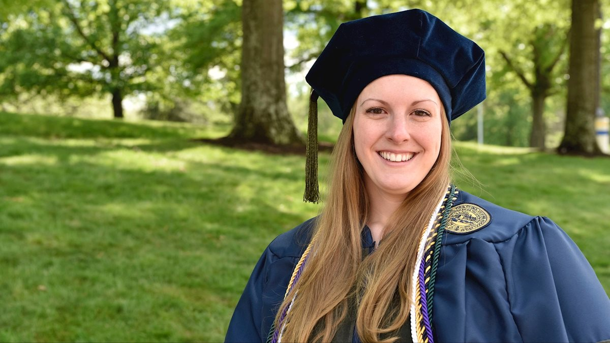 Meet the Graduates: Lindsey Glotfelty