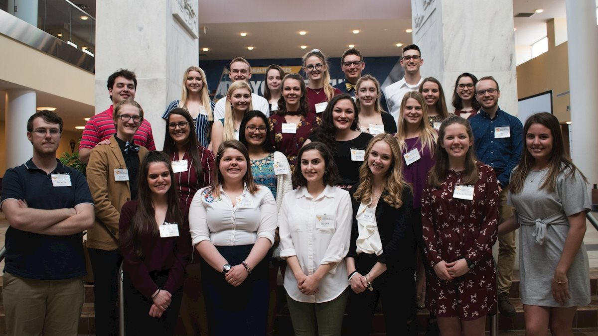 Microbiology, Immunology and Cell Biology department names 2021 outstanding students