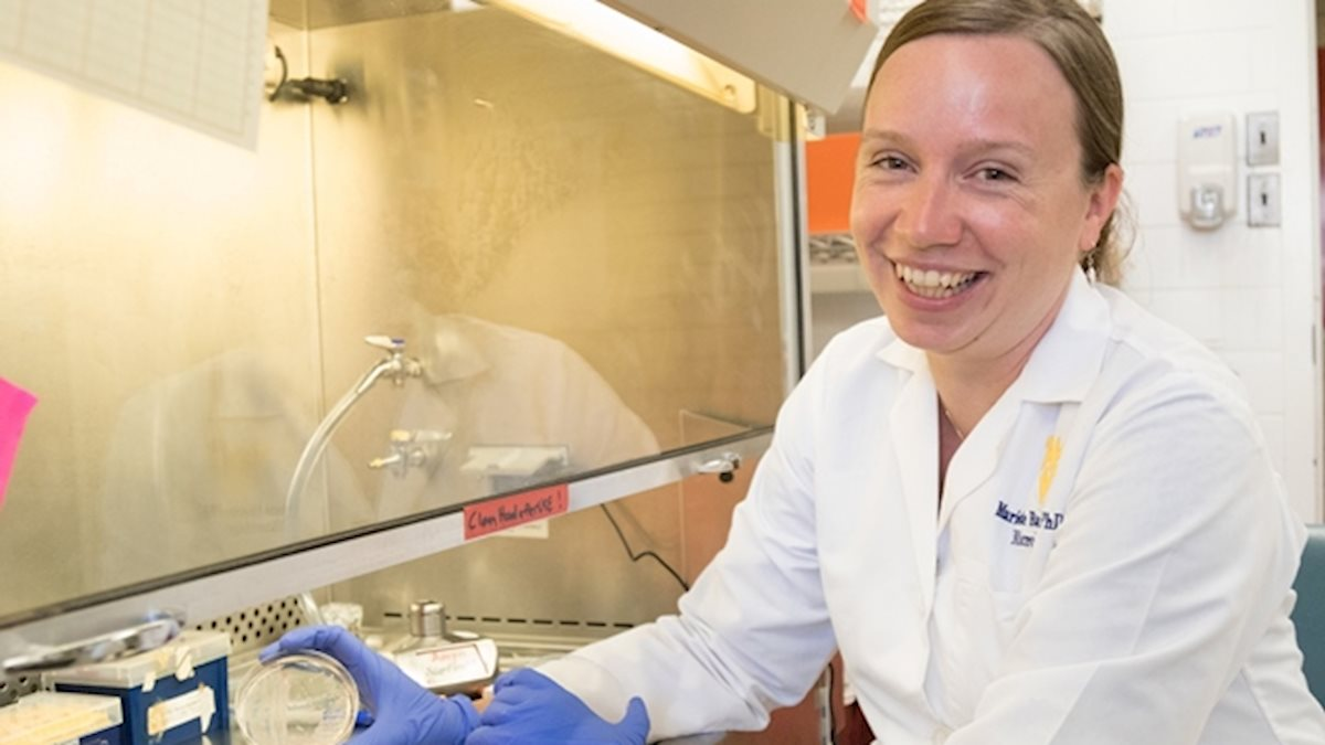 Microbiology, Immunology & Cell Biology researcher awarded grant from The Cystic Fibrosis Foundation