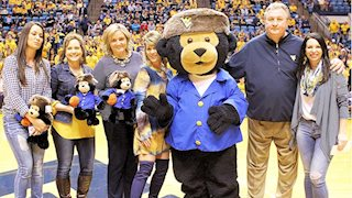 Monti Bear mascot applications now available