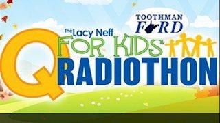 Morgantown radiothon to benefit WVU Medicine Children's