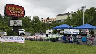 Mother's Day flower sale a success for Comfort Fund