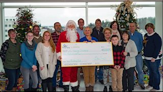 Mountain Loggers Cooperative Association delivers $50K donation and toys to WVU Medicine Children's