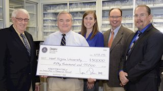 National dental research grant awarded to WVU