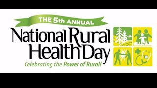 National Rural Health Day Nov. 19