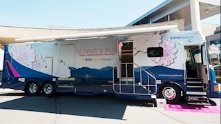 New Bonnie's Bus to offer mammograms in Cameron