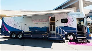 New Bonnie's Bus to offer mammograms in Glenville