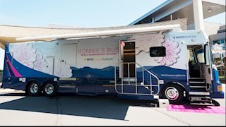 New Bonnie's Bus to offer mammograms in Princeton, South Charleston, and Cross Lanes