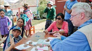 Nursing alum lends 'helping hand' to rural communities around the globe