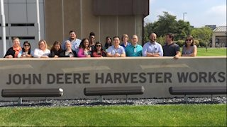 Occupational Medicine residents attend symposium at Deere and Company World Headquarters