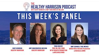 Office of Health Promotion and Wellness featured in Healthy Harrison podcast