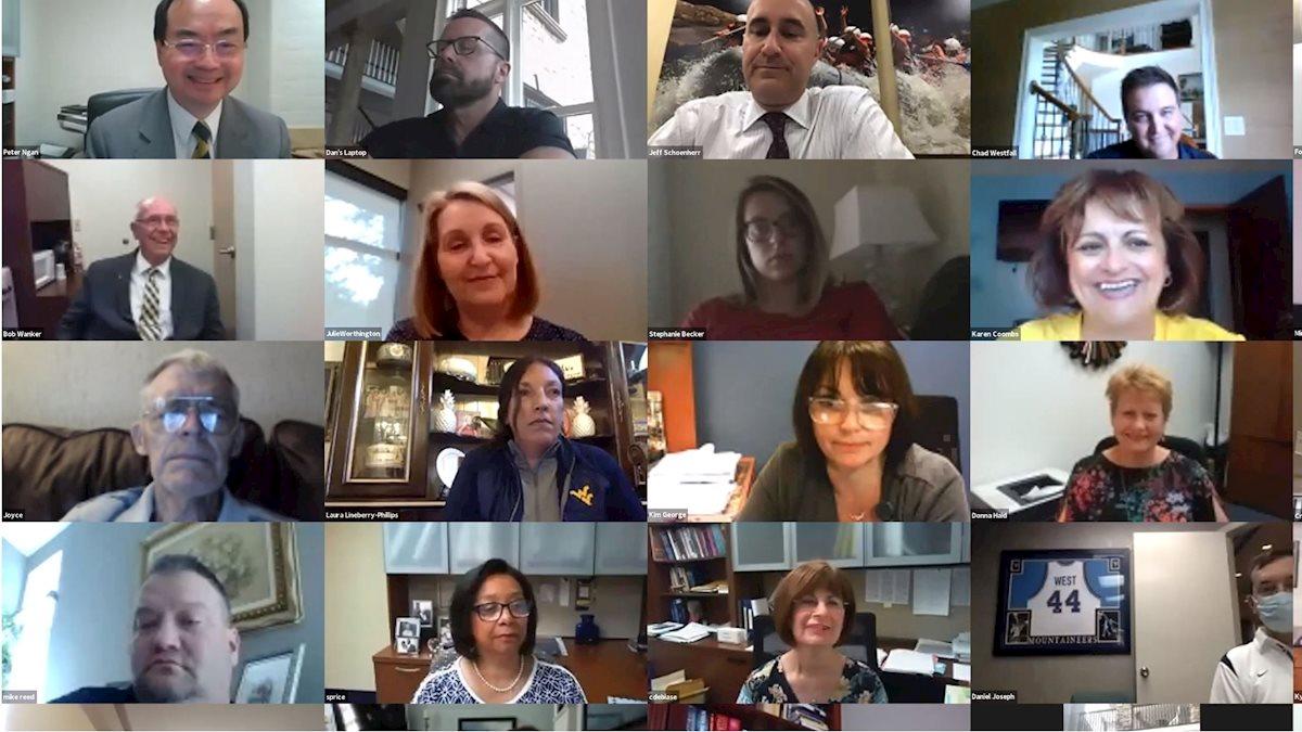 Online celebration marks half century of dental school program