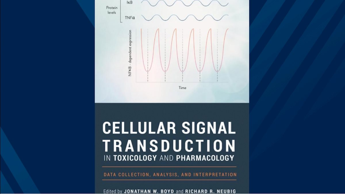 Orthopedics professor publishes book on celluar signal transduction