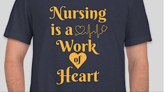P.O.U.N.D selling nursing t-shirts