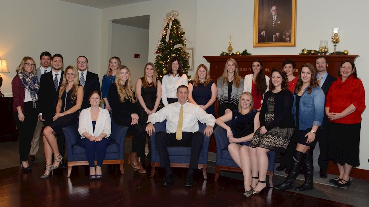 Pathologists' Assistant program graduates honored in December ceremony