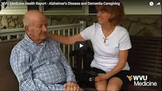 Patient and kind: Being a caregiver for loved ones with dementia (Video)