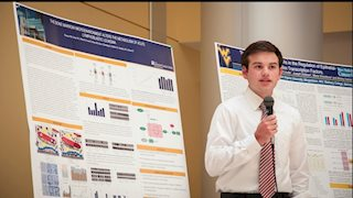 Patrick Thomas to participate in Summer Undergraduate Research Experience at WVU