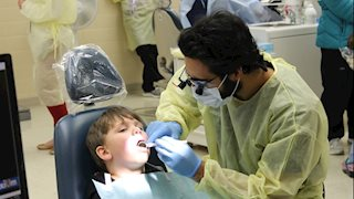 Pediatric dentistry brightens 92 smiles