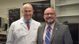Pharmacy researcher leads the future of experimental therapeutics at WVU