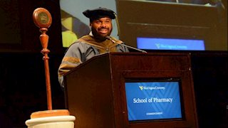 Pharmacy alumnus among homecoming awardees to be honored for extraordinary service to WVU