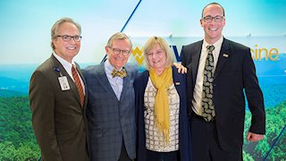 Potomac Valley Hospital celebrates WVU Medicine affiliation with sign change