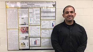PP&N graduate student wins poster competition