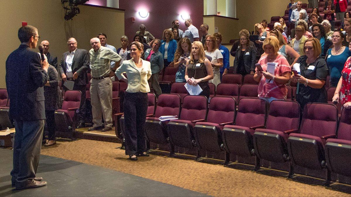Professionals focus on West Virginia health
