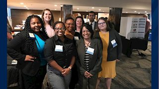 Public Health students, faculty participate in WV Rural Health Conference
