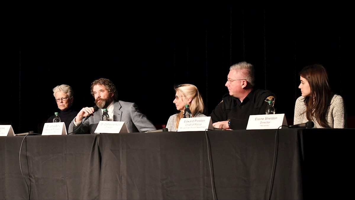 "Recap of ""Heroin(e)"" screening and panel event now available"