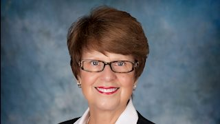 Receptions held to honor Sue Johnson-Phillippe, president and CEO of St. Joseph's Hospital of Buckhannon