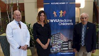 Ross family donates $1M to WVU Medicine Children's, School of Medicine Outreach Fund