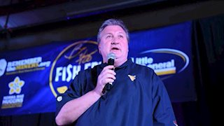 SAVE THE DATE: Bob Huggins 2020 Fish Fry Jan. 24