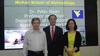 School of Dentistry faculty appointed as international honorary professor