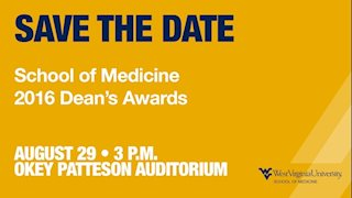 School of Medicine Dean's Excellence Award recipients announced