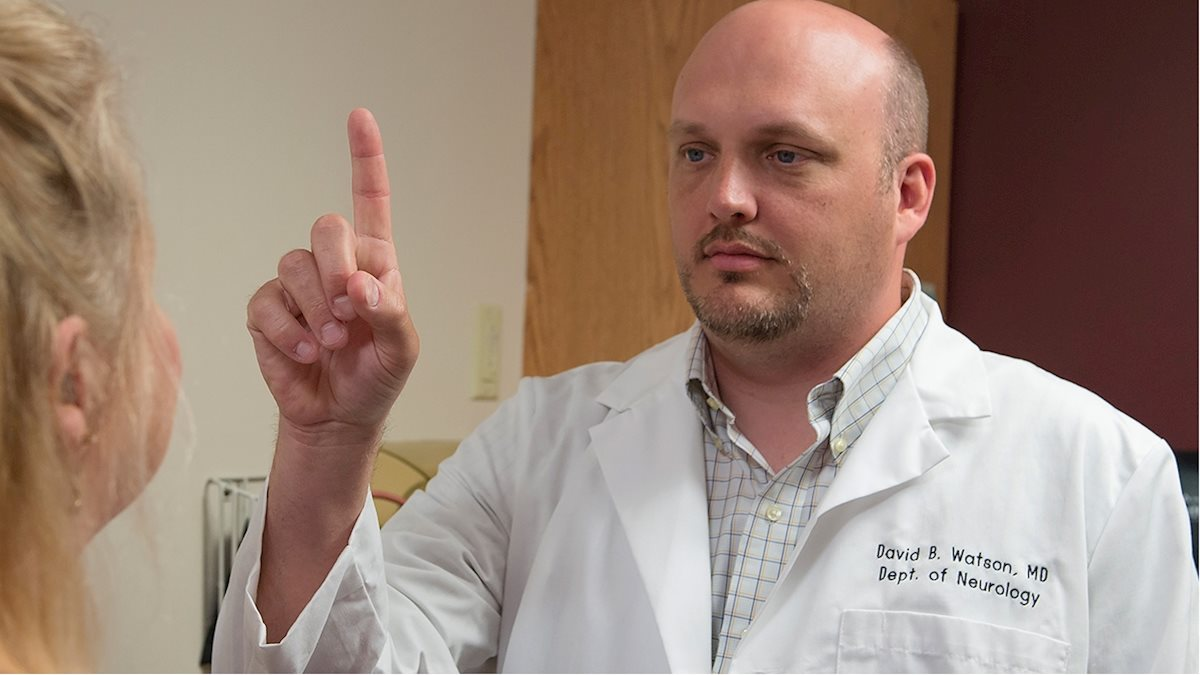School of Medicine names Watson as chair of Neurology