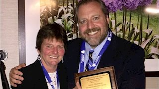 School of Medicine's Scott Cottrell receives national award